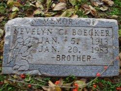 Nevelyn C. Boecker