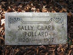 Sally <i>Clark</i> Pollard