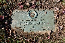 Francis C Allen