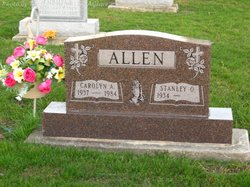 Carolyn Ann <i>Baker</i> Allen