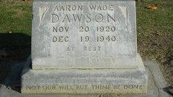 Aaron Wade Dawson