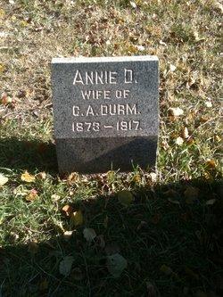 Annie D. Durm