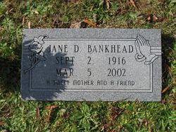 Jane <i>Davis</i> Bankhead