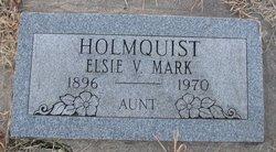 Elsie Vivian <i>Mark</i> Holmquist