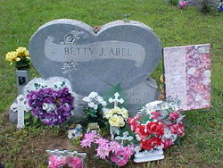 Betty Jean <i>Jones</i> Abel