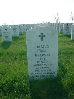 Jimmy Earle Brown