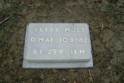 Elias Moss