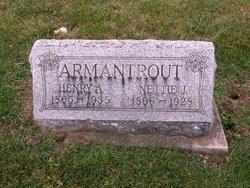 Henry A Armantrout