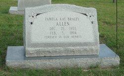 Pamela Kay <i>Braley</i> Allen