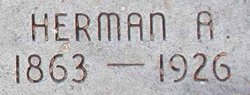 Herman Adelbert Peck