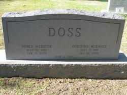 Noble Doss
