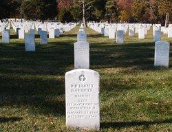 Sgt William T Barrett