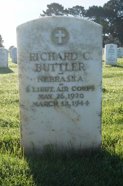Richard C Buttler