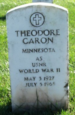 Theodore C Ted Caron