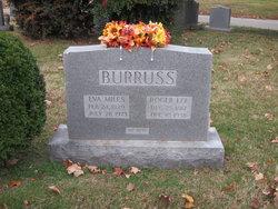 Eva Miles Burruss