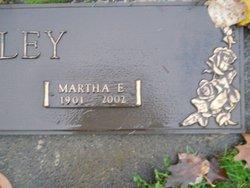 Martha Edith Mattie <i>Jarman</i> Findley