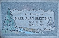 Mark Alan Berryman