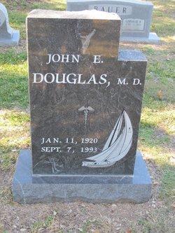 Dr John E Douglas
