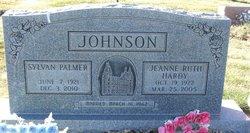 Jeanne Ruth <i>Hardy</i> Johnson