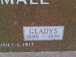 Gladys <i>Jackson</i> Hovermale