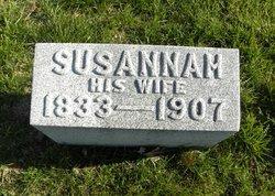 Susannah <i>Hillbrant</i> Gerber
