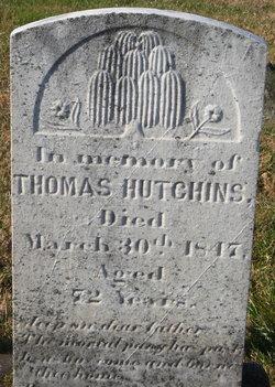 Thomas Hutchins