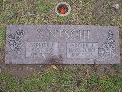 Bernice L. Kintschi