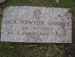 Jack Newton Shriver