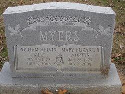 Mary <i>Morton</i> Myers
