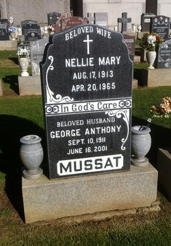 Nellie Mary <i>Casella</i> Mussat