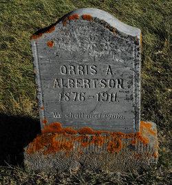 Orris Ames Albertson