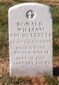 Donald William Augusterfer
