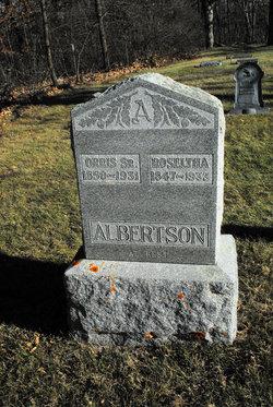 Roseltha <i>Gould</i> Albertson