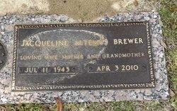 Jacqueline Altemus Brewer