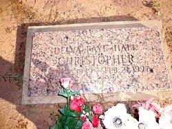 Delva Faye <i>Hall</i> Christopher