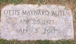 Ottis Maynard Auten
