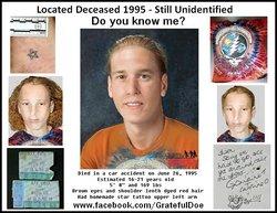 Jason Grateful Dead Fan Doe