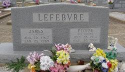 Eloise Ida <i>Jacoby</i> Lefebvre