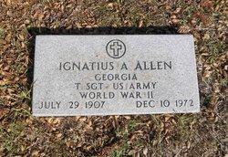 Ignatius A Allen