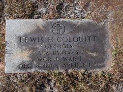 Lewis Henry Colquitt
