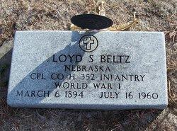 Lloyd S Beltz