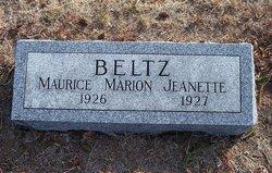 Maurice Beltz