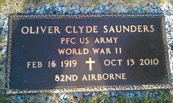 Oliver Clyde Saunders