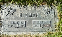 Harley Robert Hinman