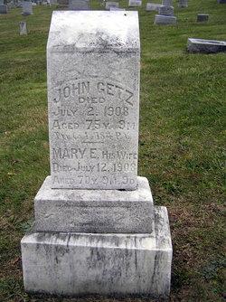 John J. Getz