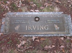 Mildred Evelyn <i>Tyler</i> Irving
