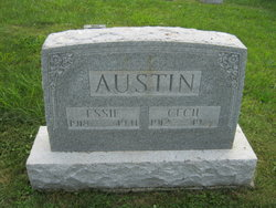 Pvt Cecil Joseph Austin
