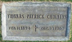Thomas Patrick Cummins