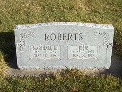 Elsie <i>Myers</i> Roberts