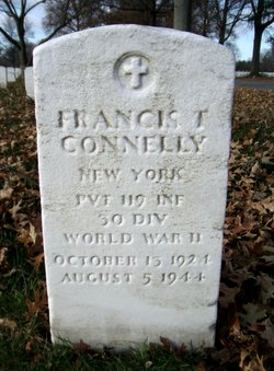 Pvt Francis T Connelly